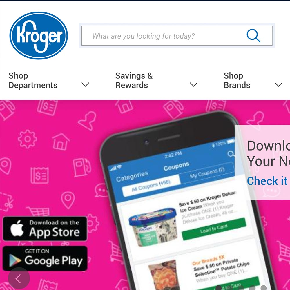 Kroger Clicklist Online Grocery Shopping Review | Twisted Tastes