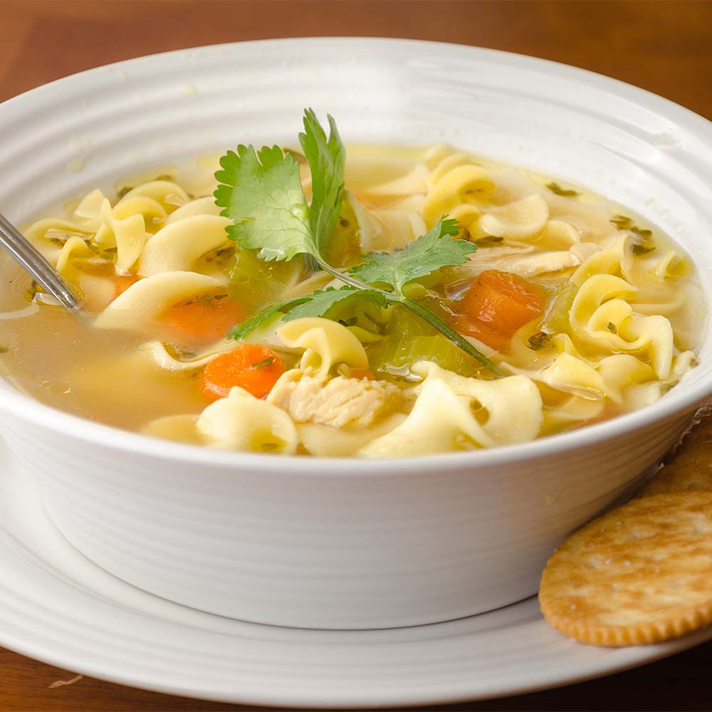 Chicken Noodle Soup | Twisted Tastes